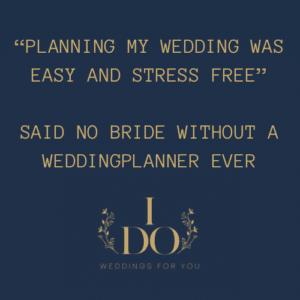 weddingplanner no stress