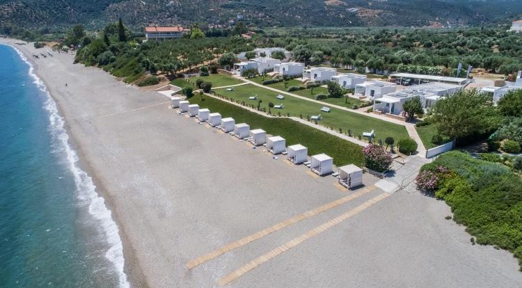 Huwelijksreis in Europa. Mareggio Exclusive residences & suites op Kreta, Griekenland.
